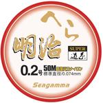 明治道糸50M